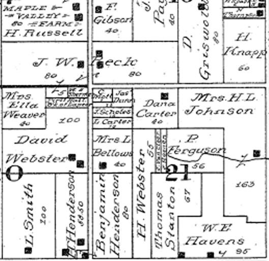 Attica Township - 1906
